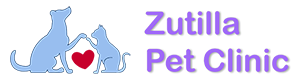 Zutilla Pet Clinic Logo